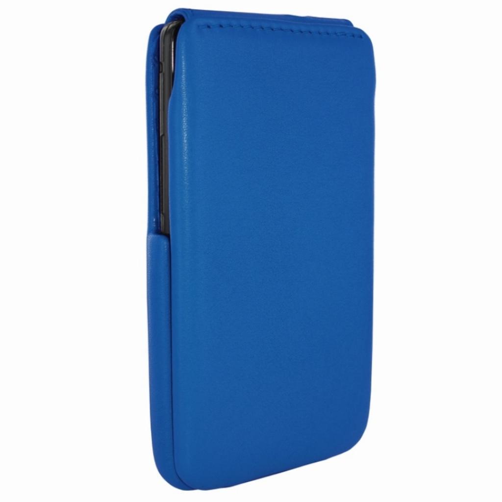 Piel frama magnetic case crocodile black - iphone 5/5s